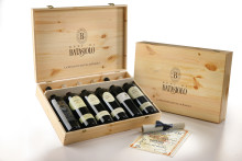 De sex bästa Barolovinerna och årgångarna i ett case - Barolo Cru Collection Case  från Batasiolo