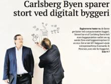 Virtuelt design i anvendelse på Carlsberg Byens projekter