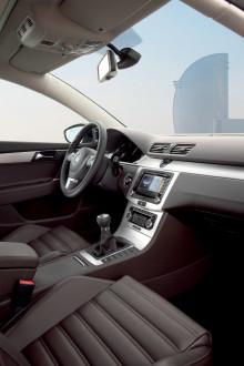 Nya Volkswagen Passat – prissatt och beställningsbar