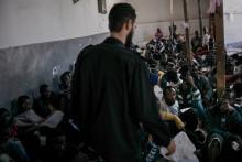 Libyen: Godtyckligt fängslande av flyktingar, asylsökande och migranter måste upphöra