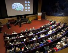 Vinn drömföreläsning på Vetenskapsfestivalen i Göteborg