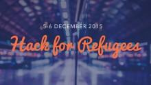 Hacking för bättre flyktingmottagande