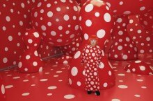 Reminder. Yayoi Kusama – In Infinity. Invitation to the press preview on Thursday, 9 June at 10.00 am.