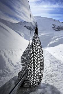 Goodyear ökar greppet med smarta vinterdäck