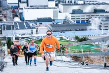 Københavns nye bjergsports-legeplads åbnes med stejl stafet
