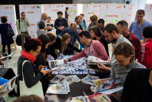 Idea Camp 2017: Moving Communities i Madrid