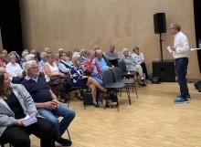 Debattmøter om eldrepolitikk landet rundt
