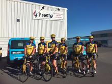 Presto sponsrar Team Rynkeby-God Morgon och arrangerar 'Cykla-till-jobbet'-vecka