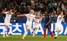 VM gir knalltall for fotballkvinnene på Oddsen