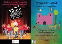 Kulturskolan Garnalia bjuder på dans- och musikföreställningar