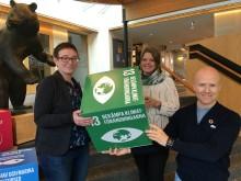 Två projekt får medel från Växjö kommuns Klimatkonto