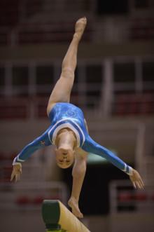 Emma Larsson, ett steg närmare OS i Rio