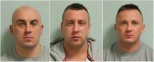 Three burglars who stole children's ashes are convicted