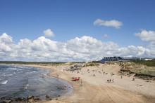 Tylösand och Böda Sand i topp när svenskarna utser Sveriges bästa strand