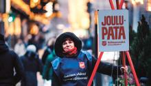 Pelastusarmeija  Suomessa 130 vuotta: Yksi joulukeräys on ylitse muiden