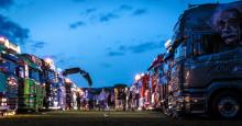 Elmia Lastbil 2018:  Stora framgångar för belysningsexperten Strands Lighting Division