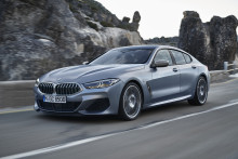 Helt nye BMW 8-serie Gran Coupe: Ekstravagant kjøreglede