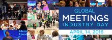 MCI JOIN FORCES WITH INDUSTRY LEADERS IN FIRST-EVER GLOBAL MEETINGS INDUSTRY DAY