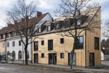 Modellvillan är Årets Stockholmsbyggnad 2017