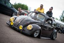 Volkswagenträffen Bug Run firar 30 år