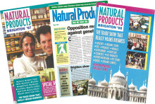 Looking back on 20 years of Natural & Organic Products Europe