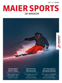 Maier Sports Magazin Winter 2019/20