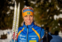 Sandra Hansson byter till Salomon