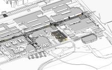 Akademiska Hus planerar för studentbostäder på universitetsområdet i Luleå