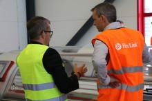 Konstruerade för renhet och effektivitet – industrin ger FlexLink tummen upp