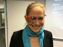 Idag testade Jayway Google Glass, de futuristiska Googleglasögonen