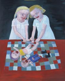 Kriget med mig själv – Malmö Konstverkstad väljer verk ur konstmuseets samling
