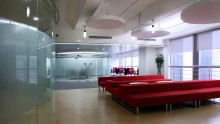 Arkitema tildeles anerkendt pris for indretning af callcenter for Kinas største bank