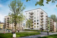 Fler lägenheter i Stockholm byggs med statligt stöd
