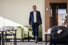 Mockfjärds Entreprenad rustar sig  för framtiden med ny VD