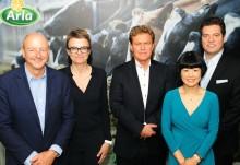 Milchmischgetränke: Starbucks baut strategische Partnerschaft mit Arla Foods aus