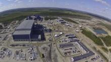 Nedlagda gruvan i  Kaunisvaara kan bli forskningsgruva