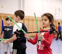 Folkuniversitetet och Cirkus Cirkör startar kostnadsfria kurser i nycirkus för barn och unga i Södertälje