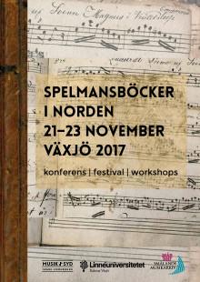 Programbok – Spelmansböcker i Norden