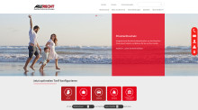 ALLRECHT-Webseite relauncht