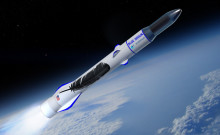 Eutelsat signs up for Blue Origin's New Glenn launcher