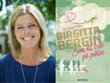 Nykära 80-åringar skapar familjetrubbel i Birgitta Bergins nya roman