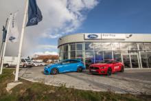 A Ford novemberben megnyitja újabb három FordStore kiemelt márkakereskedését