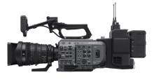 Firma Sony wprowadza na rynek flagową kamerę FX9 z nowo opracowanym pełnoklatkowym* przetwornikiem, systemem automatyki ostrości Fast Hybrid AF oraz niezwykłą mobilnością