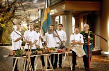 Elite chefs gather at 'Kockarnas Krog'