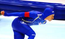 Andra halvlek i Jorden runt-loppet när olympier besöker Lidköping
