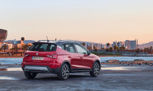 SEAT Arona vinder den prestigefyldte Red Dot Award for bedste produktdesign 2018