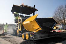 Volvo P6870C ABG hjulburen asfaltläggare för precision och styrka