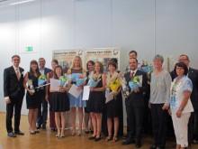 Hotelbetriebswirte der Susanna-Eger-Schule feierlich verabschiedet