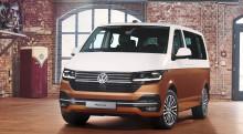 Et ikon i nyeste aftapning: verdenspremiere på den digitaliserede Multivan T6.1