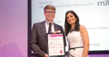 Mitie's Neil Plant named as West Midlands Employee Volunteer of the Year at BITC Awards